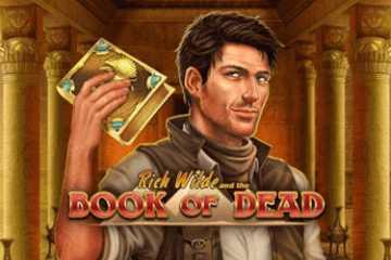 Автомат Book of Dead