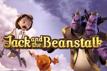 Автомат Jack And The Beanstalk